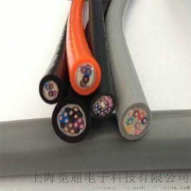 高柔PUR护套拖链电缆-聚氨酯护套拖链电缆