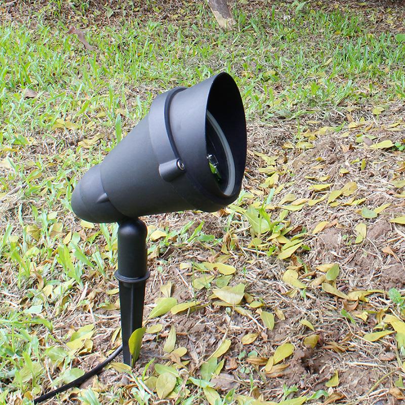 圆形cob投光灯LED地插灯投光灯景观聚光灯聚光灯