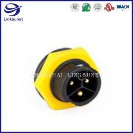 Middle 系列防水圆型 LED 连接器焊接线束
