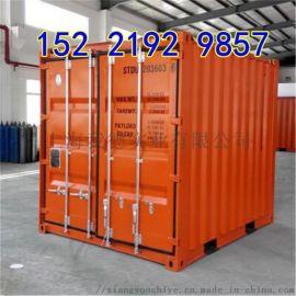 集装箱活动房改造  二手集装箱 旧集装箱仓库