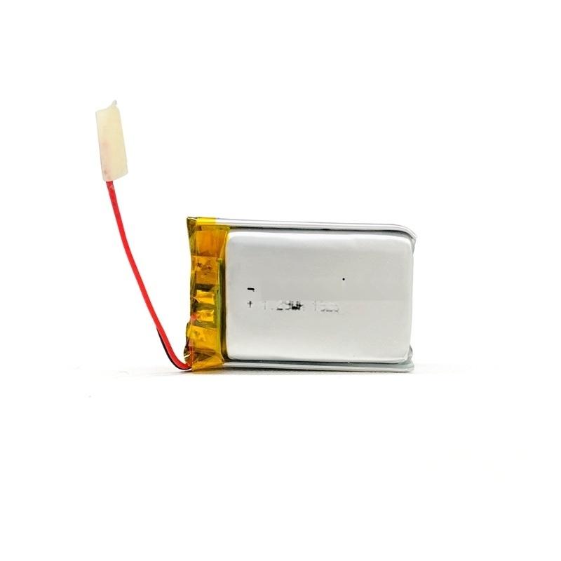 鋰電池652030-350mah聚合物電池