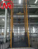 自動護網門導軌式升降機  圍網貨梯 非標液壓貨梯