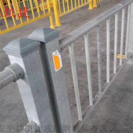道路隔离围栏 市政玻璃钢隔离栏杆