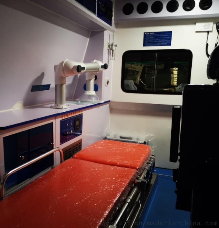 各种型号救护车负压装置