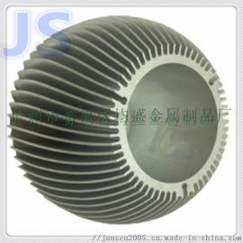 广州铝型材散热器 铝型材 散热器 插片式散热器
