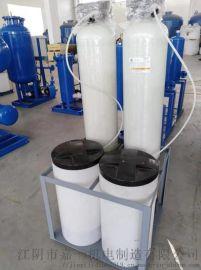 JYRS全自动软水器射流式吸盐效率高