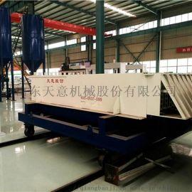 轻质石膏墙板机、石膏墙板生产线墙板机
