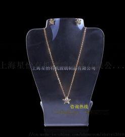 亚克力展示架厂家 项链展示架 珠宝展示架 批发珠宝首饰展示架