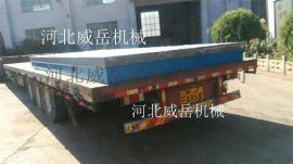 山东 大厂直销 机床工作台 铸铁平台规格可选