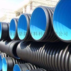 HDPE波纹管定制, 河南波纹管厂家