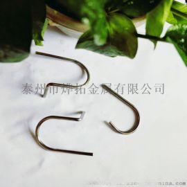 不锈钢线材折弯加工 直径0.08-12mm非标定制