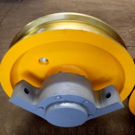 定做加工车轮组 直销单双梁起重机行车轮
