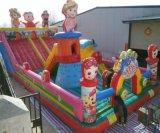 移动式大型儿童充气城堡