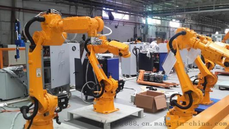 全方位多工位旋轉 射焊接機器人 靈活多變 高性價比