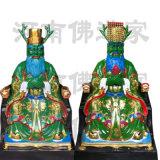 五龍爺神像廠家供應 五龍奶奶塑像 龍王爺 四海龍王