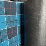 色织布专业生产PE膜PE压纹膜PE阻燃膜