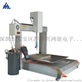自动点胶机 UV胶黄胶打胶机 鸿展全自动点胶机设备