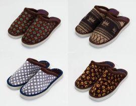 10元一双模式跑江湖摆地摊冬季室内居家棉拖鞋厂家
