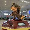 佛山玻璃鋼歷史人物雕塑定製 校園古代名人雕塑