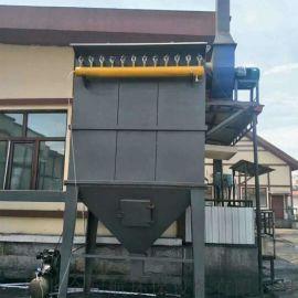 布袋除尘器脉冲除尘设备高温工业废气粉尘收集器