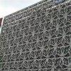 酒店铝单板外墙包边,中庭铝单板材料,铝单板定做厂家