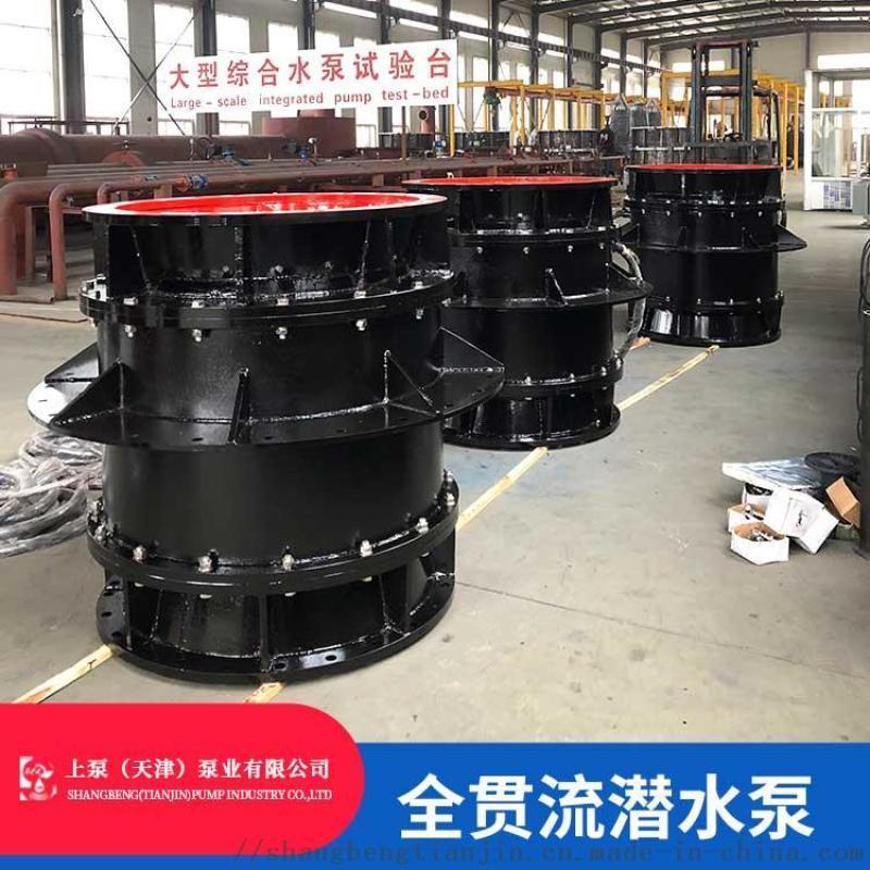 浙江1000QGWZS溼定子雙向貫流泵選型