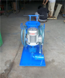 LUC-63×10精密油液过滤机