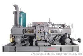 全无油节能空气和氮气水冷增压机