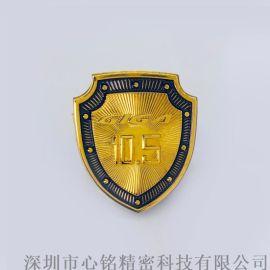 深圳家电专用电铸标牌,源头厂家,心铭精密
