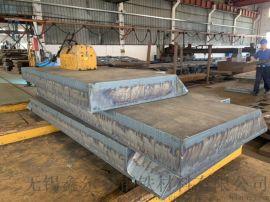 Q355D 低合金高强度钢板 切割图形件