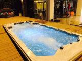 插電接水即能使用,恆溫SPA家庭泳池