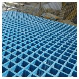 工厂绝缘格栅 霈凯 玻璃钢拉挤格栅