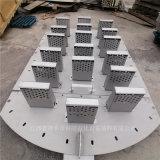 蒸氨塔316L垂直筛板塔盘焦化蒸氨塔塔盘的结构