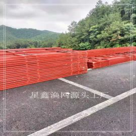 【星鑫渔网】生产钢结构淡水养殖网箱水库养鱼网箱
