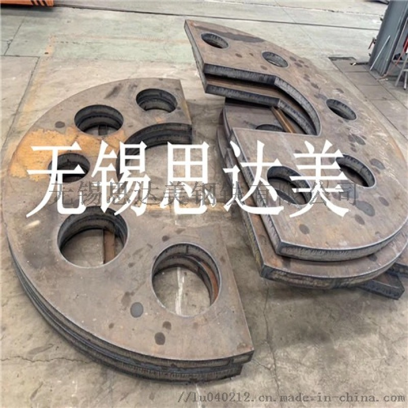 Q355B厚板切割,钢板零割,厚板切割加工