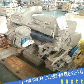 西安康明斯QSM11-C电控柴油发动机总成
