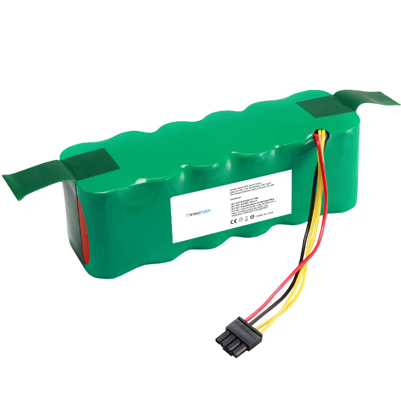 适用14.4V地贝DibeaX500扫地机镍氢电池