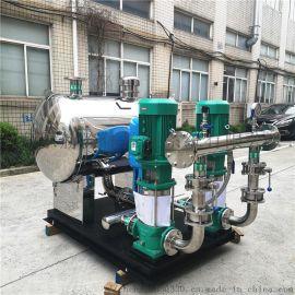 进口威乐水泵小区变频无负压稳流二次加压供水设备