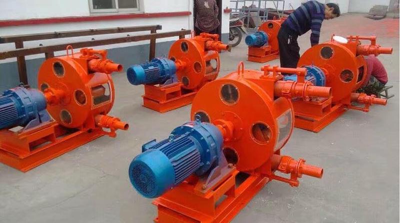 大流量工業軟管泵廠家 混凝土軟管泵供應商