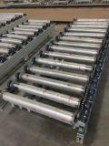 自动化不锈钢无动力滚筒线 滚筒装配流水线