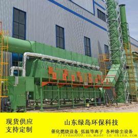 烤漆房催化燃烧设备 废气处理装置厂家