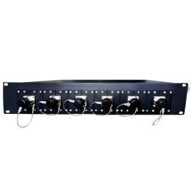 復合光纜一體化接口板SMPTE304-6x公插座