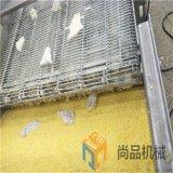 尚品供应黄金鲽鱼浸浆机 黄金鲽鱼上糠上屑机设备