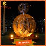 商場美陳裝飾  氛圍燈  玻璃鋼道具製作