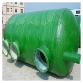 佳木斯净化沉淀池 玻璃钢化粪池销售厂家