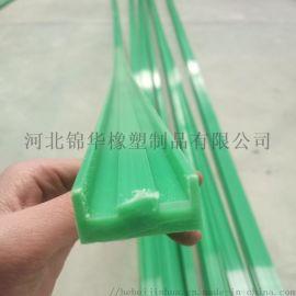 高分子聚乙烯输送设备配件垫条橡胶条耐油橡胶扁条