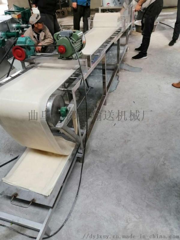 豆腐皮机千张 节能型油皮生产机 利之健食品 大型商