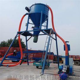 矿石粉剂倒仓风压式吸送机炼钢厂炉灰清理自吸送料机