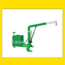 7-1000GK德国Hydrobull轻型液压吊机