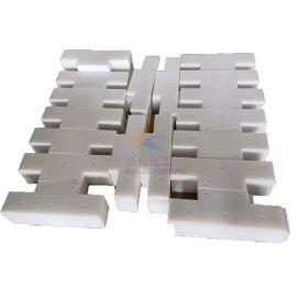 输送机链条刮板 高分子耐磨板加工中心